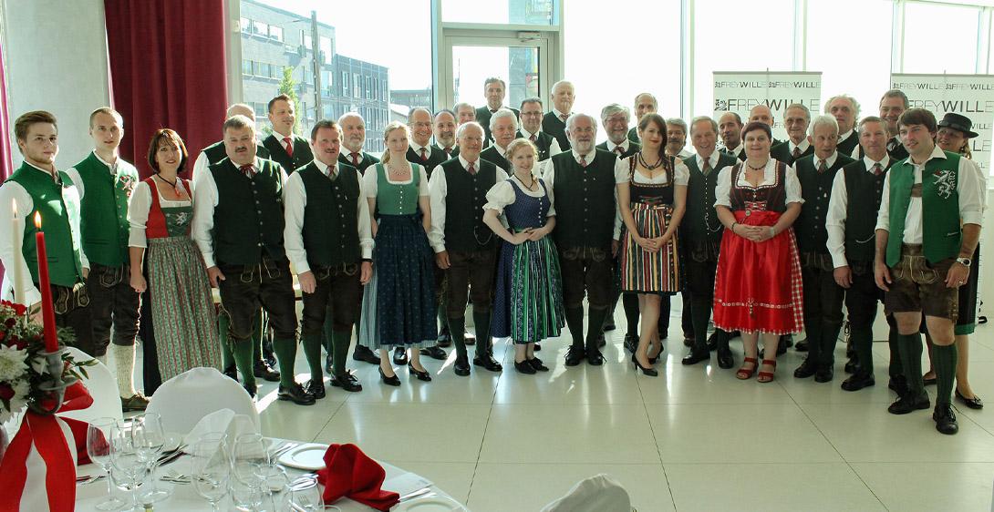 Der Steirische Jägerchor