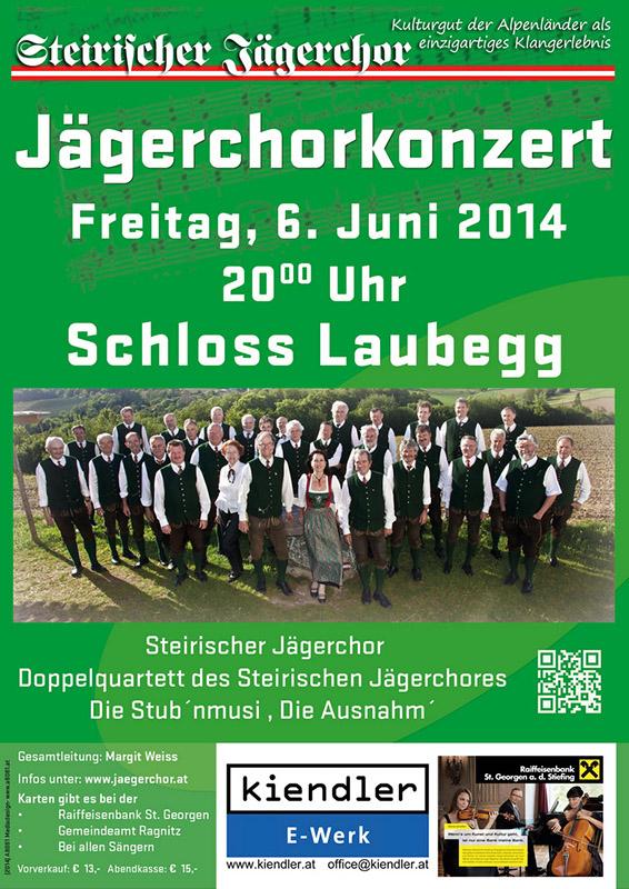 Jägerchor Konzert